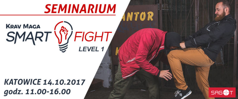 SEMINARIUM KRAV MAGA SMART FIGHT SAGOT