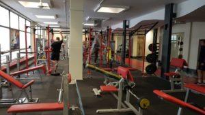 SAGOT GYM - klub fitness inny iż wszystkie