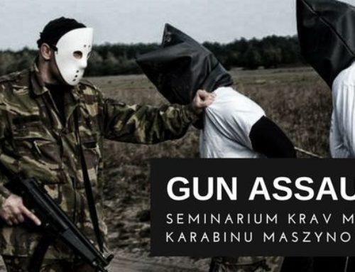 Seminarium Krav Maga GUN ASSAULT: MACHINE GUN