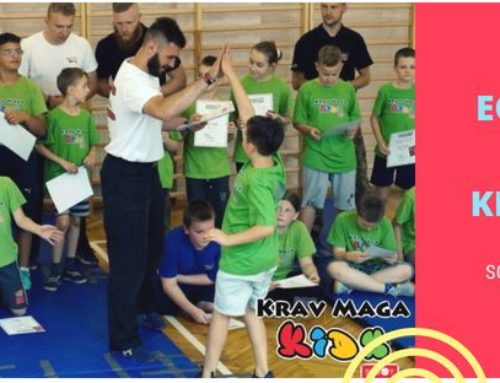 Egzamin Krav Maga KIDS&JUNIOR