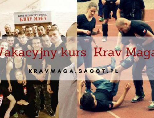 Wakacyjne treningi Krav Maga dla początkujących i zaawansowanych