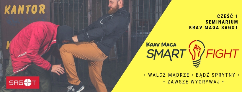 Seminarium Krav Maga SMART FIGHT