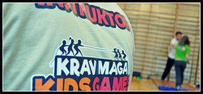 zawody dla dzieci i młodzieży krav maga kids games