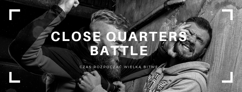 Seminarium Krav Maga SAGOT CQB: CLOSE QUARTERS BATTLE