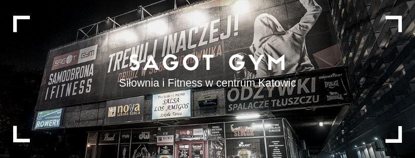 siłownia i klub samoobrony i fitness w centrum Katowic SAGOTGYM