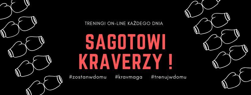 treningi Krav Maga online na najwyższym poziomie