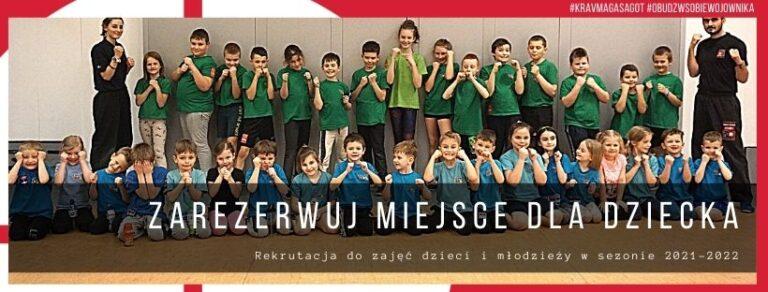 zajęcia dla dzieci i młodzieży